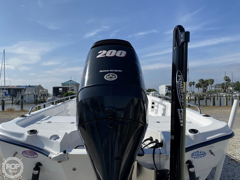 2004 Fish Master boat for sale, model of the boat is 2250 CC Travis Edition & Image # 17 of 41