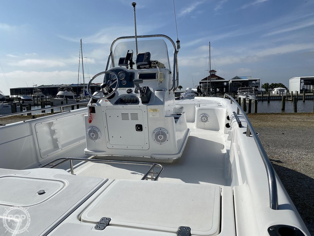 2004 Fish Master boat for sale, model of the boat is 2250 CC Travis Edition & Image # 20 of 41