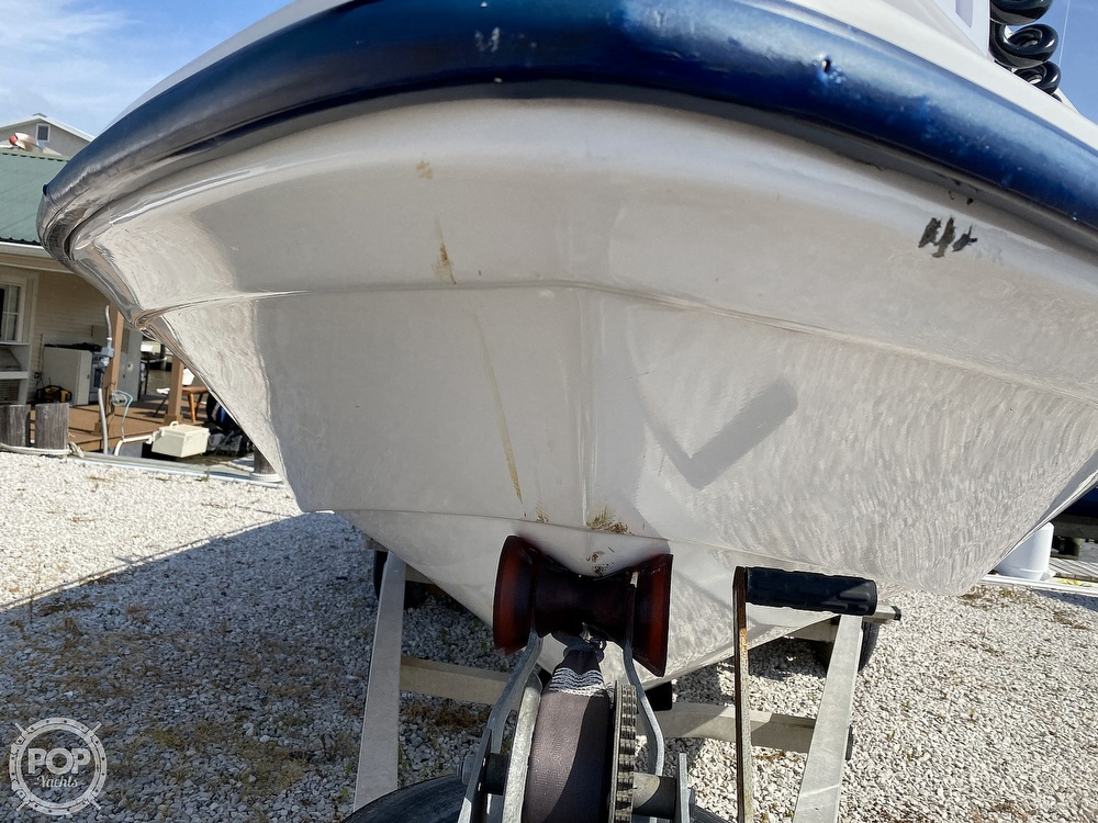 2004 Fish Master boat for sale, model of the boat is 2250 CC Travis Edition & Image # 24 of 41