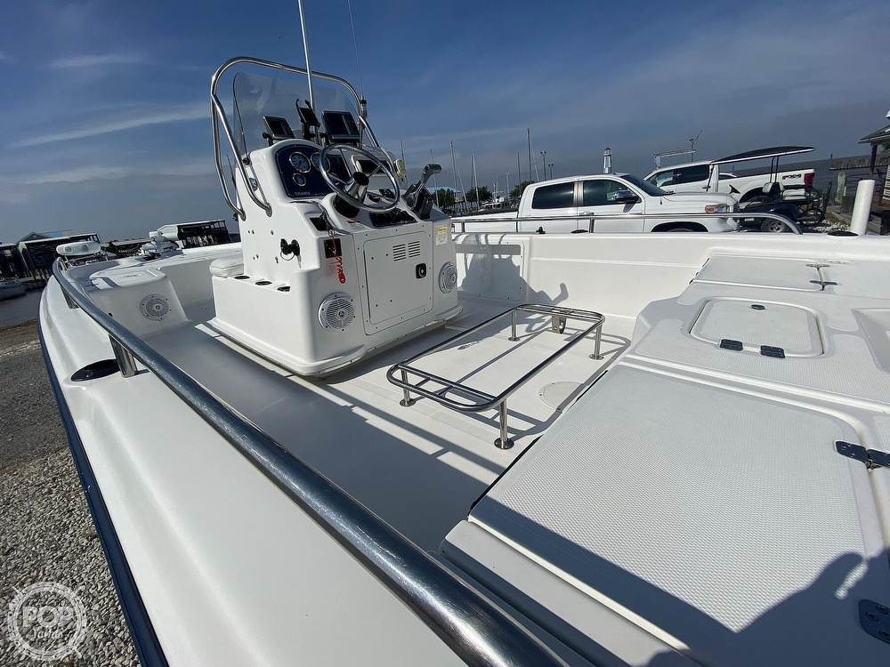 2004 Fish Master boat for sale, model of the boat is 2250 CC Travis Edition & Image # 35 of 41
