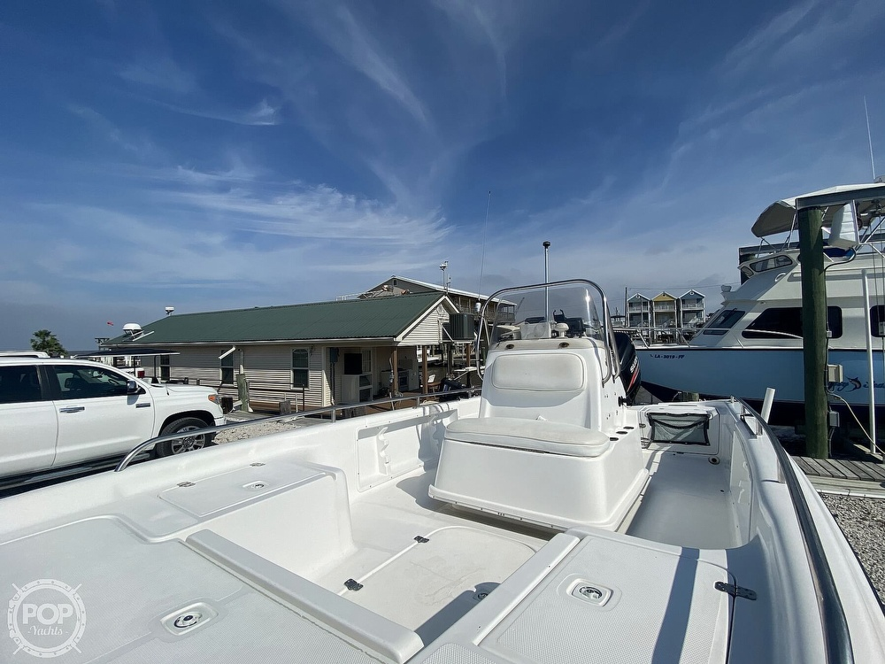 2004 Fish Master boat for sale, model of the boat is 2250 CC Travis Edition & Image # 36 of 41