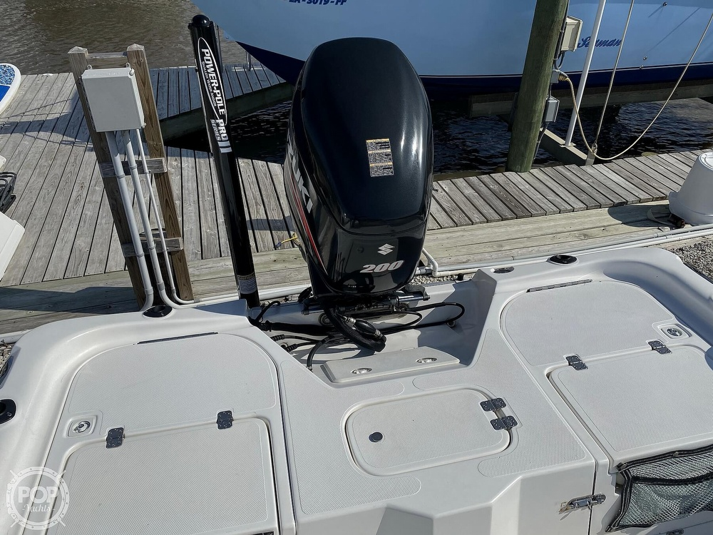2004 Fish Master boat for sale, model of the boat is 2250 CC Travis Edition & Image # 41 of 41