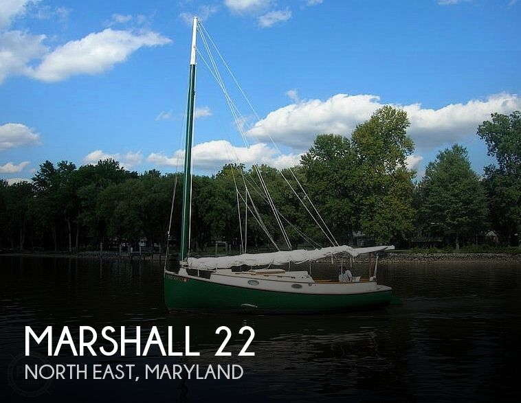 Used MARSHALL Boats For Sale by owner | 1968 Marshall 22