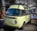 1973 Volkswagen Bubble Top Camper - #1