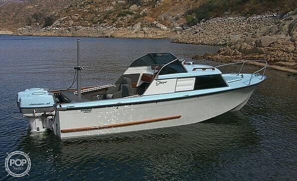 1959 Glasspar boat for sale, model of the boat is Seafair Sedan & Image # 2 of 40