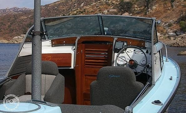 1959 Glasspar boat for sale, model of the boat is Seafair Sedan & Image # 10 of 40