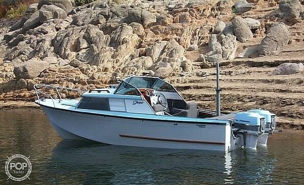1959 Glasspar boat for sale, model of the boat is Seafair Sedan & Image # 12 of 40