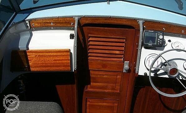 1959 Glasspar boat for sale, model of the boat is Seafair Sedan & Image # 14 of 40