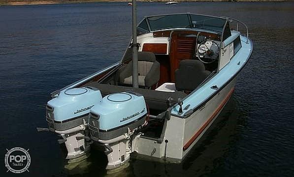 1959 Glasspar boat for sale, model of the boat is Seafair Sedan & Image # 15 of 40