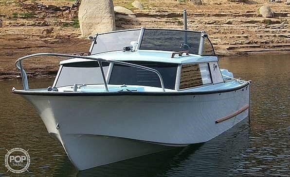1959 Glasspar boat for sale, model of the boat is Seafair Sedan & Image # 16 of 40