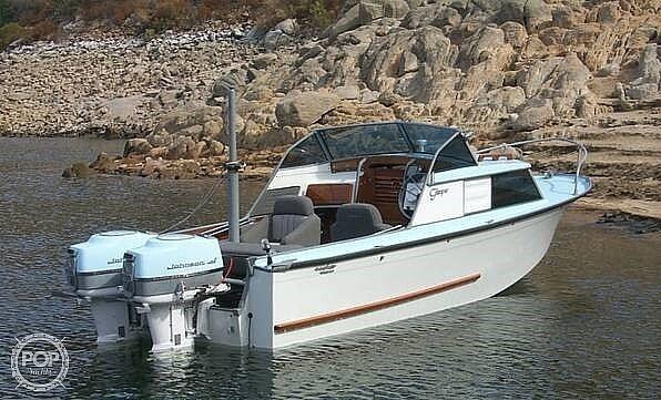 1959 Glasspar boat for sale, model of the boat is Seafair Sedan & Image # 17 of 40