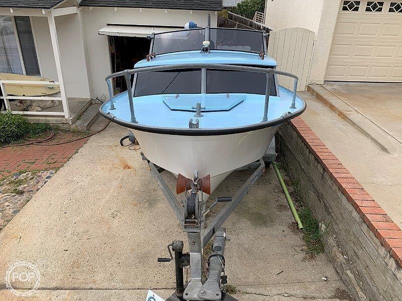 1959 Glasspar boat for sale, model of the boat is Seafair Sedan & Image # 38 of 40