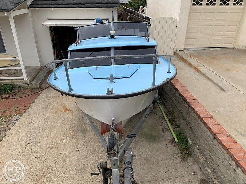 1959 Glasspar boat for sale, model of the boat is Seafair Sedan & Image # 39 of 40