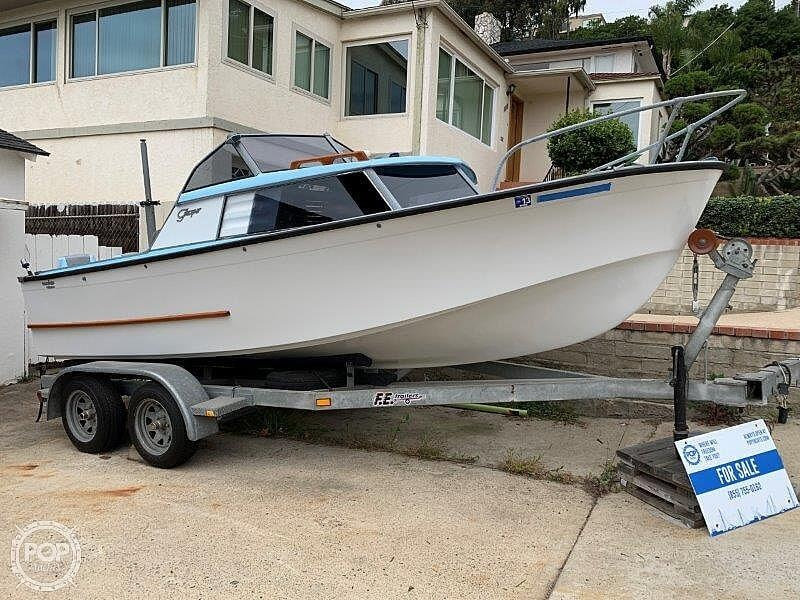 1959 Glasspar boat for sale, model of the boat is Seafair Sedan & Image # 4 of 40