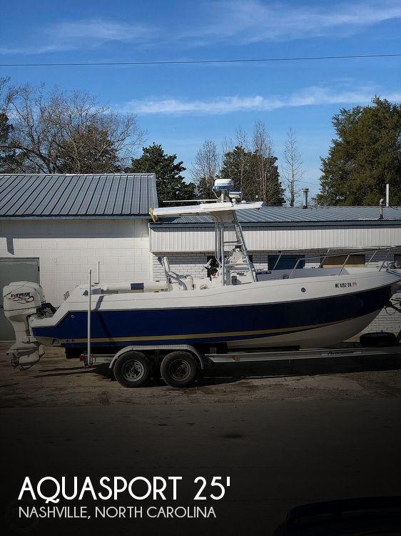 Used Aquasport Boats For Sale by owner | 2004 Aquasport 250 Osprey