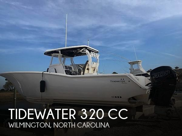 Used Power boats For Sale in North Carolina by owner | 2018 Tidewater 32