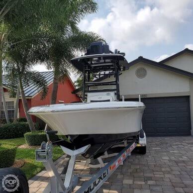 2018 Crevalle 26 Bay Boat - #1