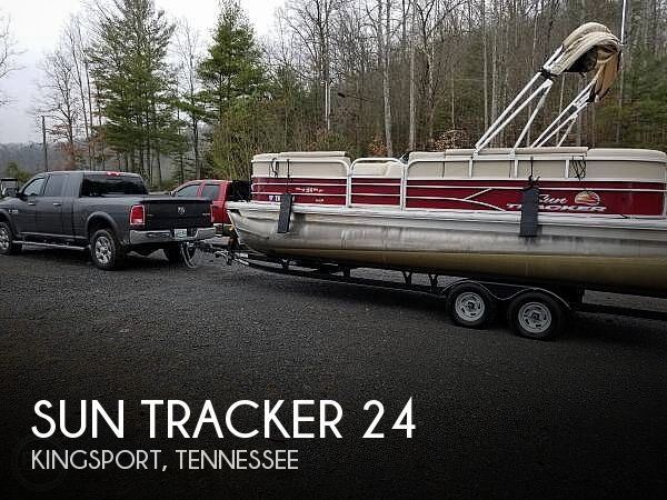 Used Boats For Sale in Johnson City, Tennessee by owner | 2018 Sun Tracker 24