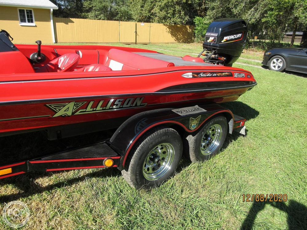 1994 Allison boat for sale, model of the boat is 2003 XB & Image # 18 of 41
