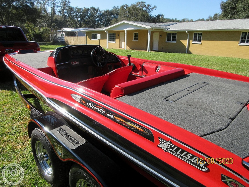 1994 Allison boat for sale, model of the boat is 2003 XB & Image # 23 of 41