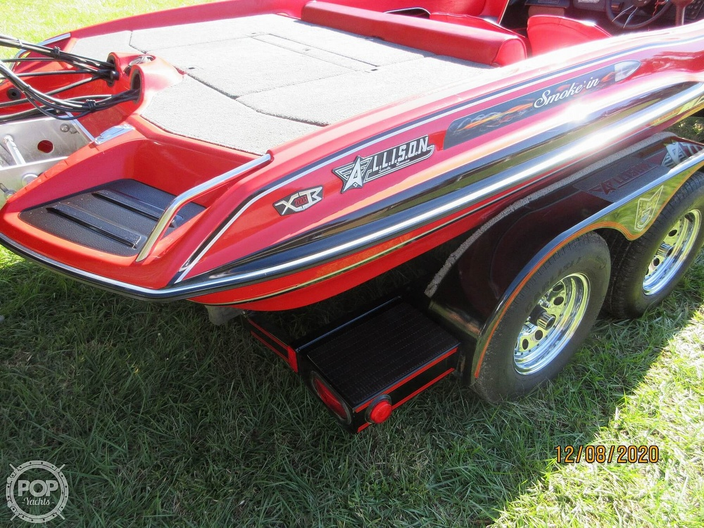 1994 Allison boat for sale, model of the boat is 2003 XB & Image # 16 of 41