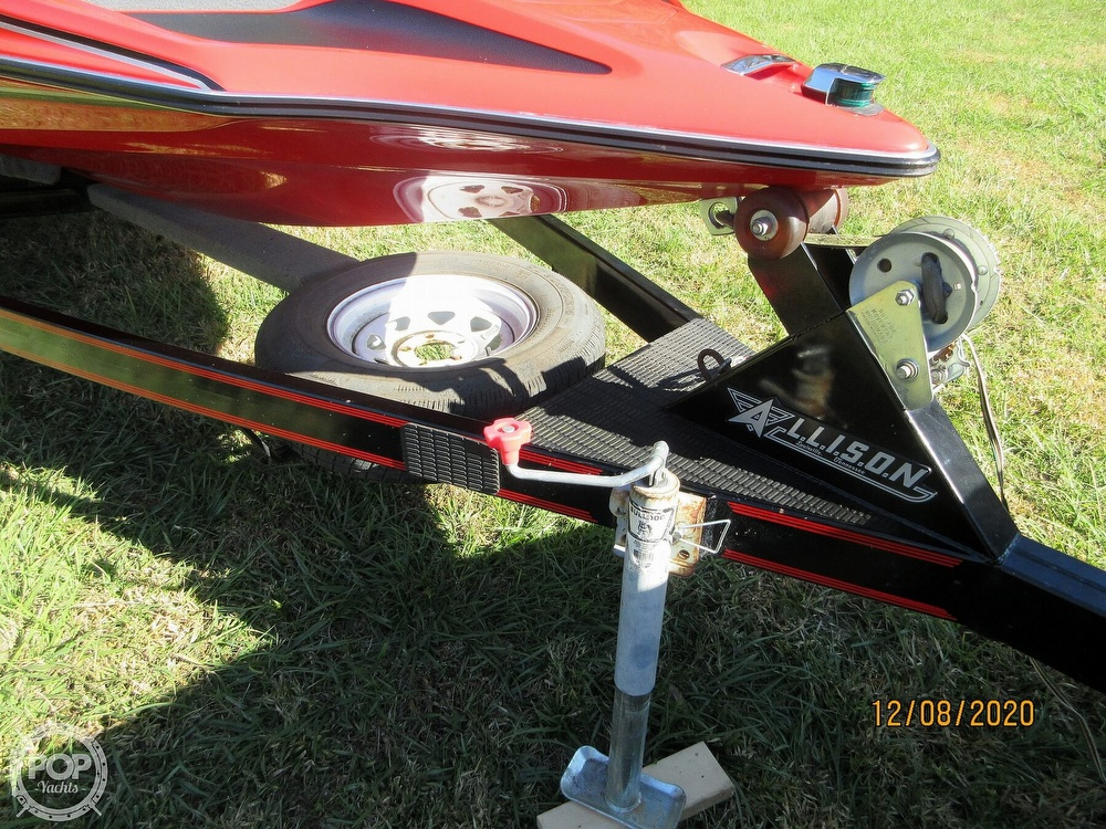 1994 Allison boat for sale, model of the boat is 2003 XB & Image # 37 of 41