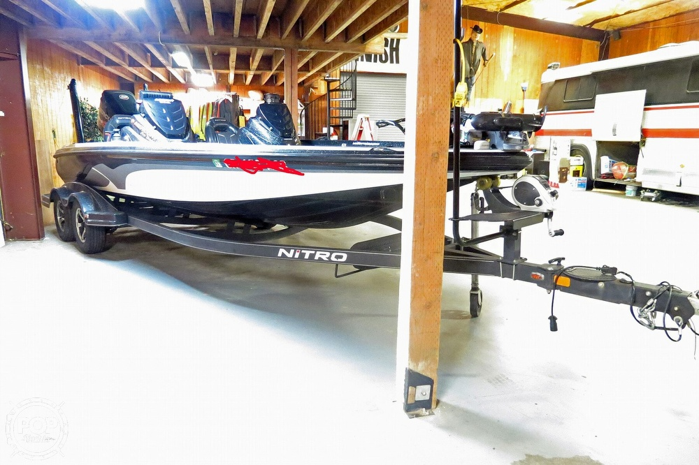 2017 Nitro boat for sale, model of the boat is Z21 & Image # 11 of 41