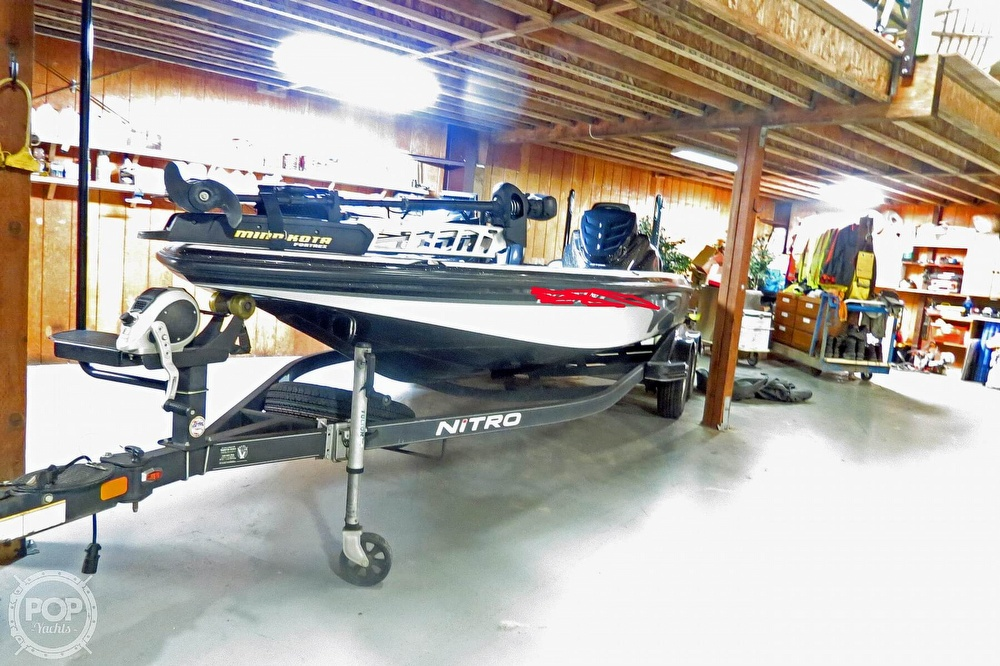 2017 Nitro boat for sale, model of the boat is Z21 & Image # 12 of 41