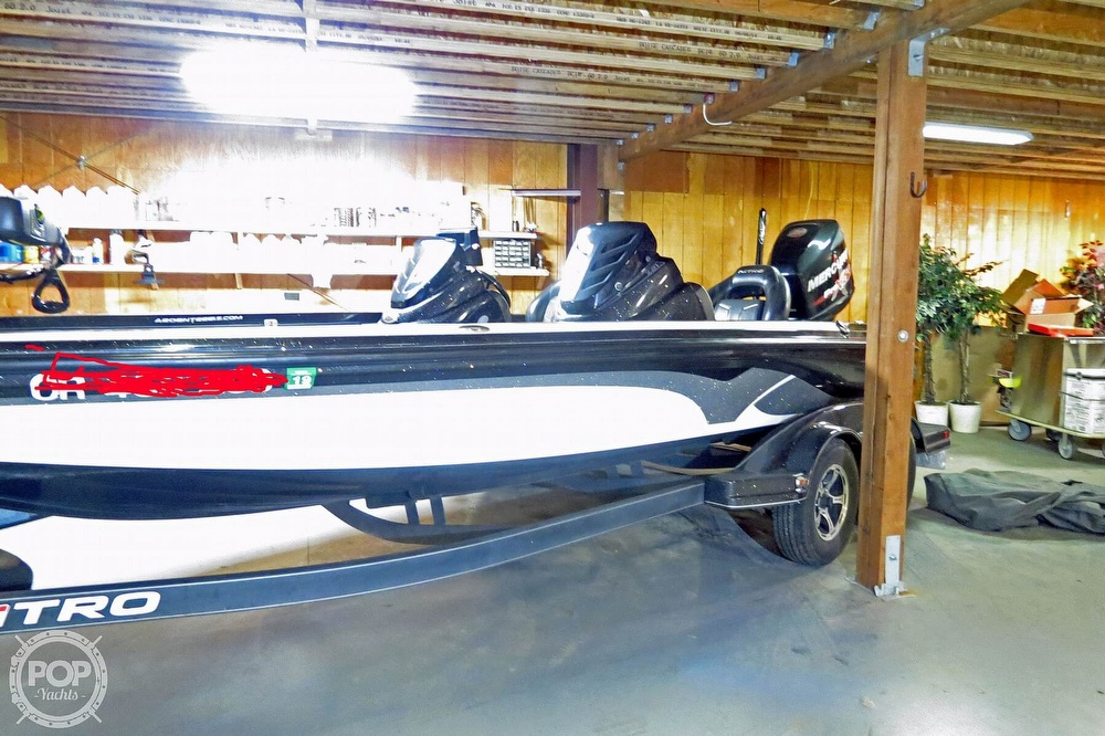 2017 Nitro boat for sale, model of the boat is Z21 & Image # 13 of 41