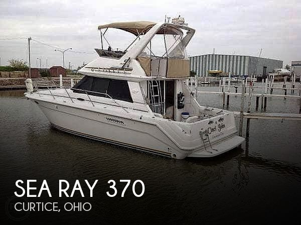 Used Sea Ray Boats For Sale in Ohio by owner | 1996 Sea Ray 37
