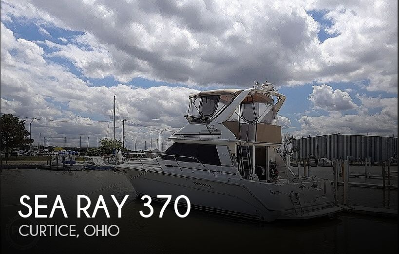 1996 SEA RAY 370 SEDAN BRIDGE for sale