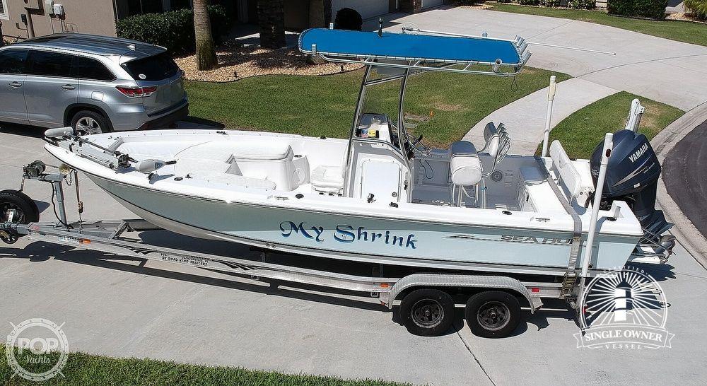 2008 Sea Hunt BX22T