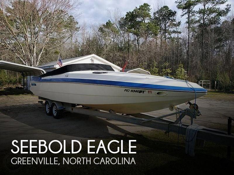 Used Eagle Boats For Sale by owner | 1989 Eagle Seebold 27
