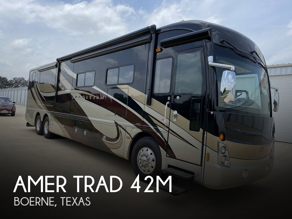 2011 Fleetwood American Tradition 42M