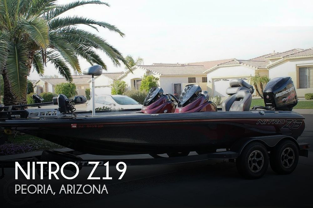 Used NITRO Boats For Sale by owner | 2018 Nitro Z19