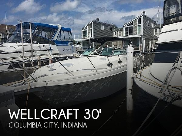Used Boats For Sale in Fort Wayne, Indiana by owner | 2002 Wellcraft 3000 Martinique