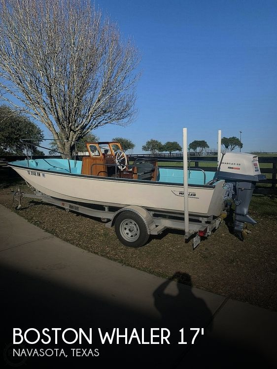Used Boston Whaler Nauset 17 Boats For Sale by owner | 1969 Boston Whaler Nauset 17