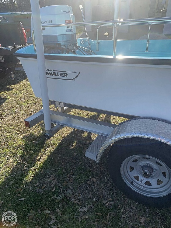 1969 Boston Whaler boat for sale, model of the boat is Nauset 17 & Image # 3 of 42