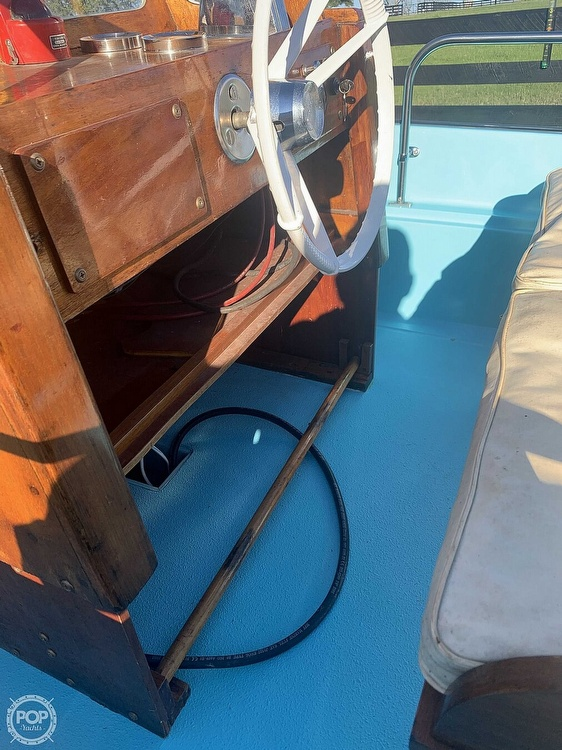 1969 Boston Whaler boat for sale, model of the boat is Nauset 17 & Image # 10 of 42