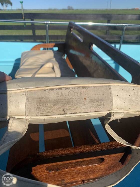 1969 Boston Whaler boat for sale, model of the boat is Nauset 17 & Image # 13 of 42