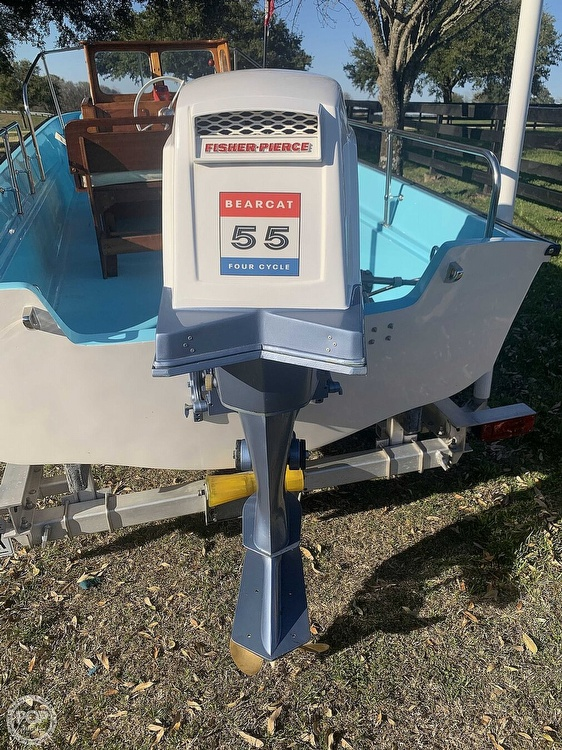1969 Boston Whaler boat for sale, model of the boat is Nauset 17 & Image # 22 of 42