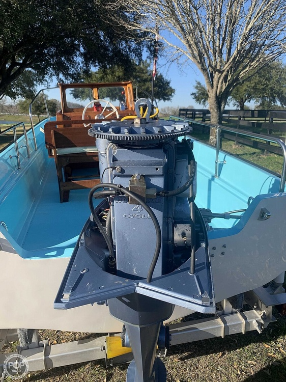 1969 Boston Whaler boat for sale, model of the boat is Nauset 17 & Image # 25 of 42