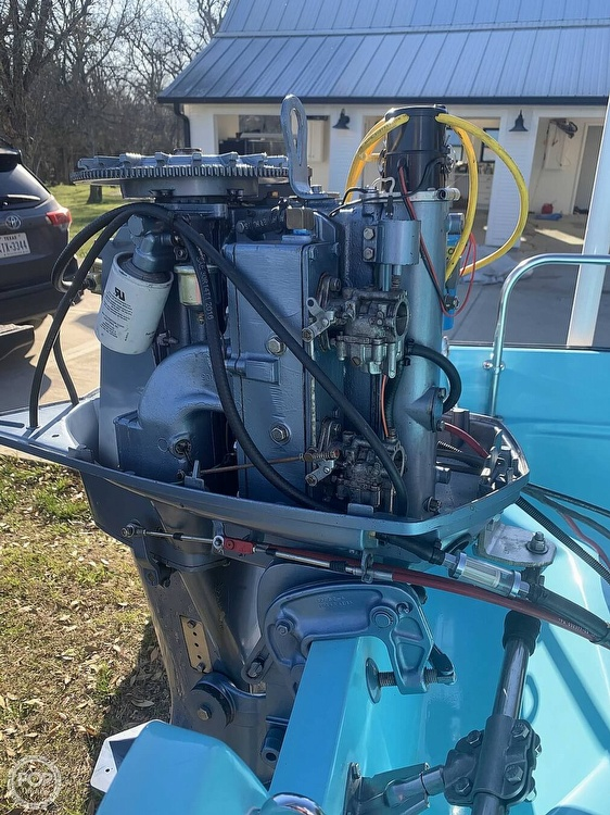1969 Boston Whaler boat for sale, model of the boat is Nauset 17 & Image # 26 of 42