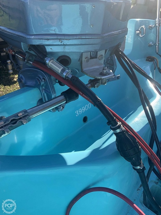 1969 Boston Whaler boat for sale, model of the boat is Nauset 17 & Image # 28 of 42