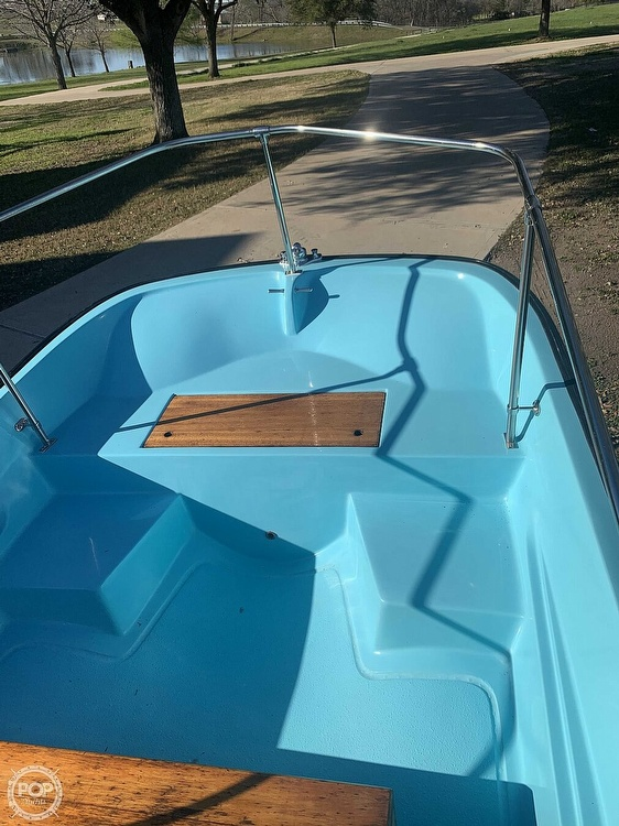 1969 Boston Whaler boat for sale, model of the boat is Nauset 17 & Image # 5 of 42
