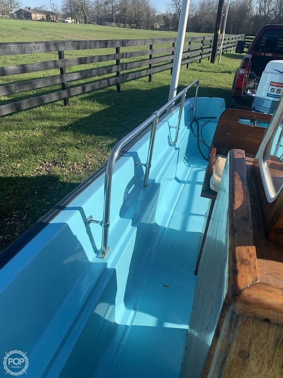 1969 Boston Whaler boat for sale, model of the boat is Nauset 17 & Image # 31 of 42