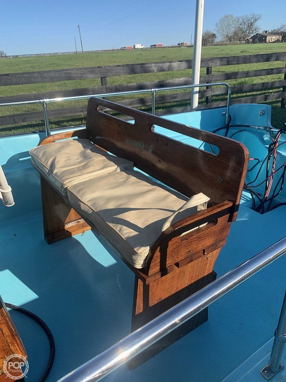 1969 Boston Whaler boat for sale, model of the boat is Nauset 17 & Image # 35 of 42