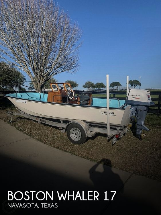 1969 Boston Whaler boat for sale, model of the boat is Nauset 17 & Image # 1 of 42