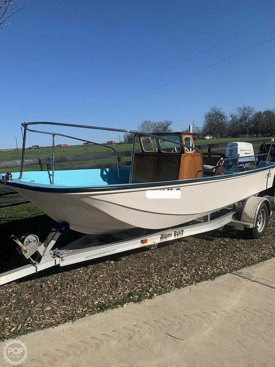1969 Boston Whaler boat for sale, model of the boat is Nauset 17 & Image # 36 of 42