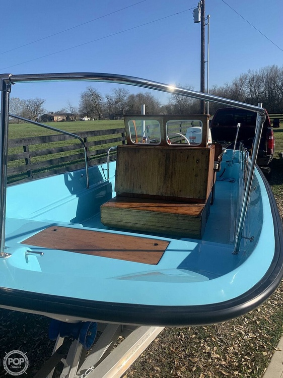 1969 Boston Whaler boat for sale, model of the boat is Nauset 17 & Image # 38 of 42
